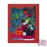 Diamond Painting ©Rosina Wachtmeister Christmas Red 40x50cm
