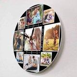 Horloge personnalisée avec ses propres photos 003_
