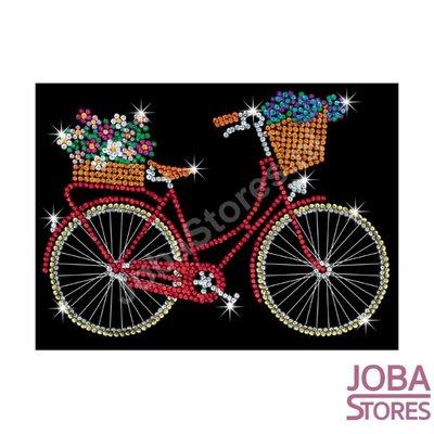 Art de paillettes / art de paillettes vélo