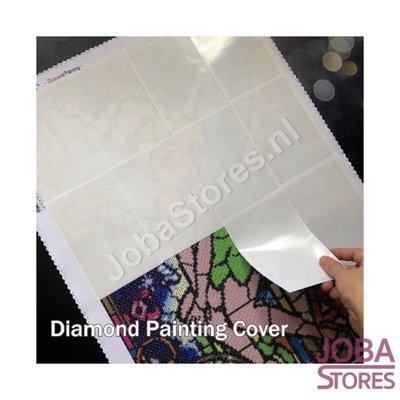 Film de couverture de Diamond Painting 10x15cm (100 pièces)
