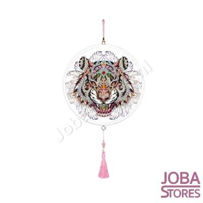 Diamond Painting Ornement mural Tigre