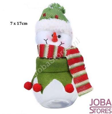 OP=OP Snoep Potje Sneeuwpop