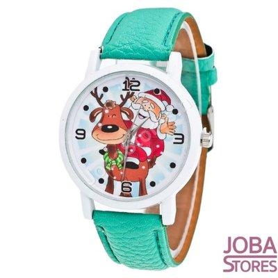 OP=OP Kerst Horloge 01 Groen