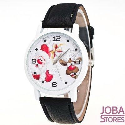 OP=OP Kerst Horloge 02 Zwart