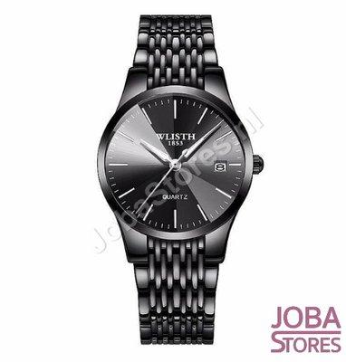 Dames Horloge Mercury Zwart