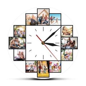 Horloge personnalisée avec ses propres photos 001