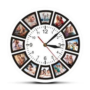 Horloge personnalisée avec ses propres photos 002