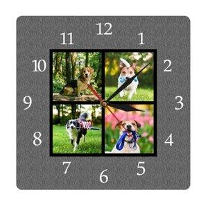 Horloge personnalisée avec ses propres photos 006