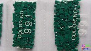 Nummer 991 vierkante steentjes (klein)